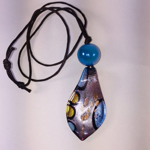 Costume Jewellery - Ashby Pendant Necklace