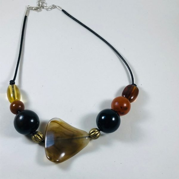 Costume Jewellery - Chunky Beads necklace
